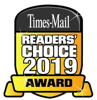 times mail readers' choice 2019 award